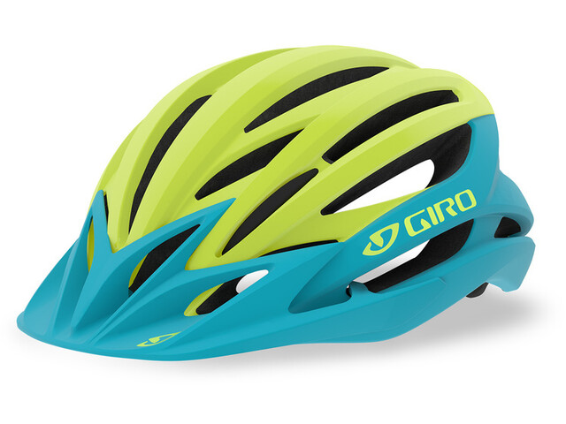 Giro Artex MIPS Kask rowerowy, matte iceberg/citron